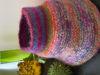 Afbeeldingen van Wollen siervaas meerkleurig