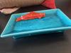 Afbeeldingen van Sushi bordje met vis 1
