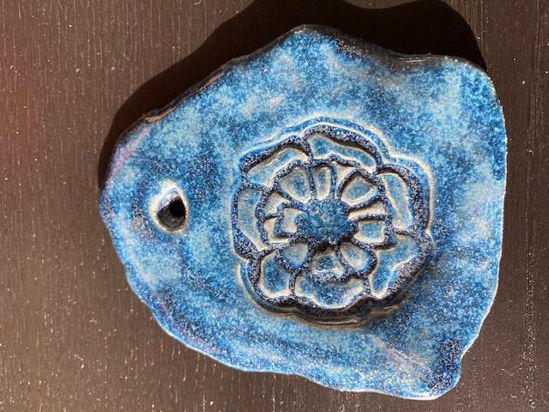 Afbeeldingen van Label van keramiek nr 1.